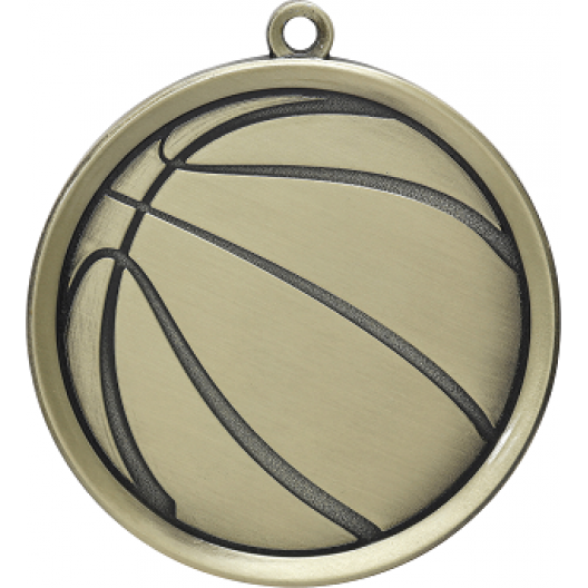 Mega Basketball Medal