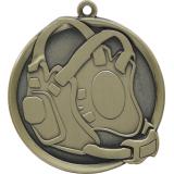 Mega Wrestling Medal