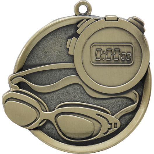 Mega Swimming Medal