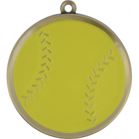 Mega Softball Medal