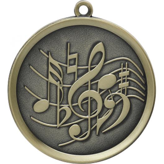 Mega Music Medal