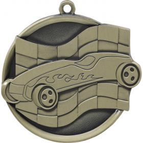 Mega Pinewood Derby Medal