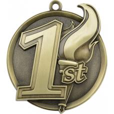 Mega First Place Medal