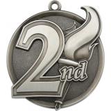 Mega Second Place Medal