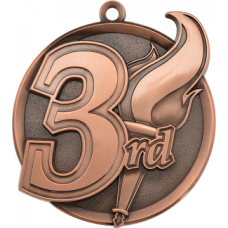 Mega Third Place Medal