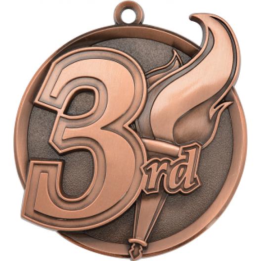 Mega Third Place Medal