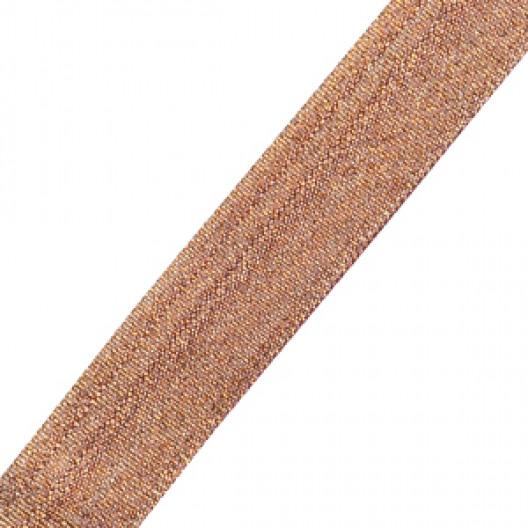 Neck Ribbon - Metallic Bronze