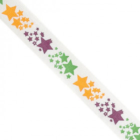Neck Ribbon - Stars