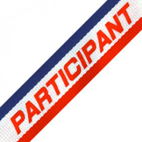 Neck Ribbon - Participant