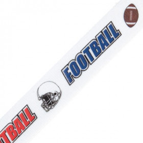 Neck Ribbon - Football