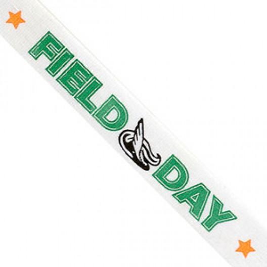 Neck Ribbon - Field Day