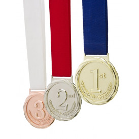 Olympic Style Medal - 3rd Place