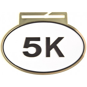 Olympic Style Medal - 5K