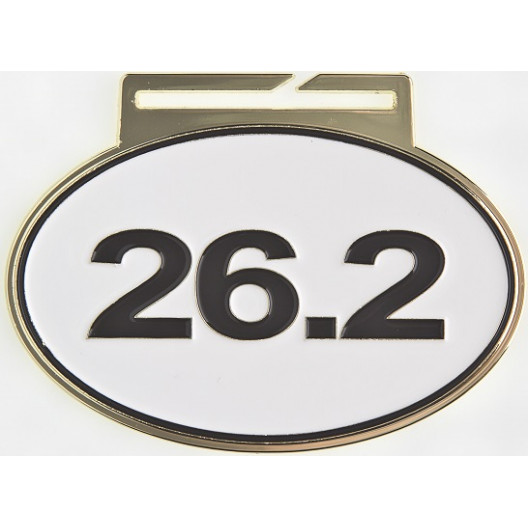 Olympic Style Medal - 26.2