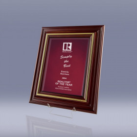 Cherry Award Plaque