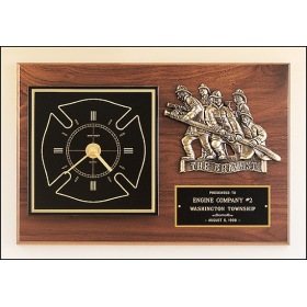 Firematic Clock Award