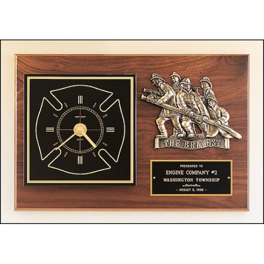Firematic Clock Award