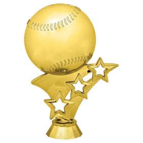 Baseball/Softball 3-Star Figure