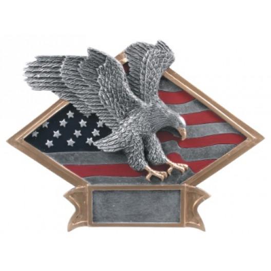Eagle Diamond Plate Resin