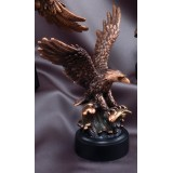 American Eagle - Bronze Landing