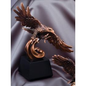 American Eagle - Soaring Bronze
