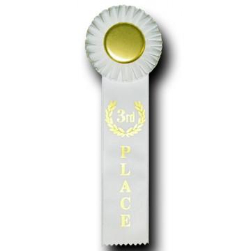 Single Rosette - 3rd Place