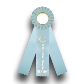 Triple Rosette - Honorable Mention