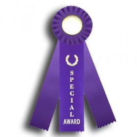 Triple Rosette - Special Award
