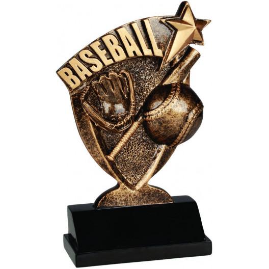 Baseball Broadcast Resin