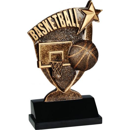 Basketball Broadcast Resin