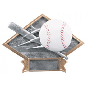 Baseball Diamond Plate Resin