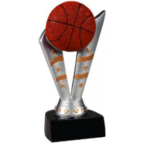 Fanfare Basketball Resin