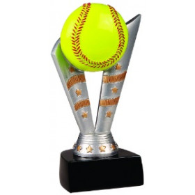 Fanfare Softball Resin