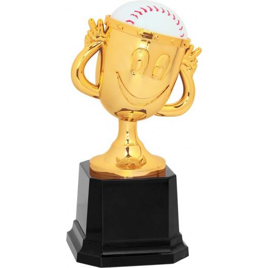 Baseball Happy Cup Trophy