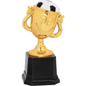 Soccer Happy Cup Trophy
