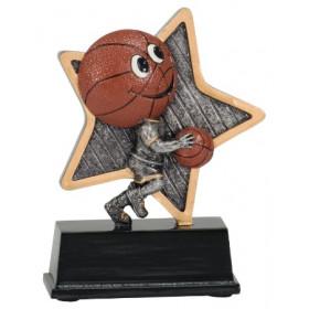 Little Pals Basketball Resin
