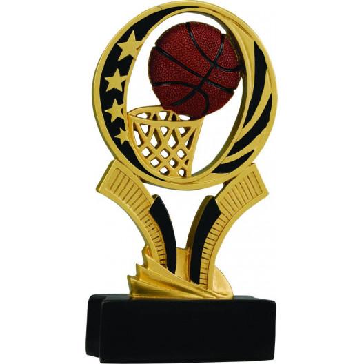 Basketball Midnite Star Resin