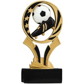 Soccer Star Resin