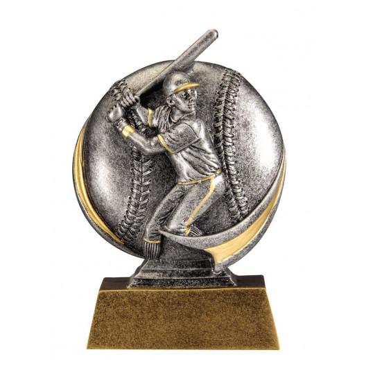 Motion Xtreme Baseball Sculpture
