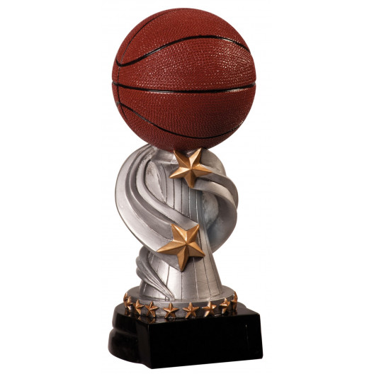 Basketball Encore Resin