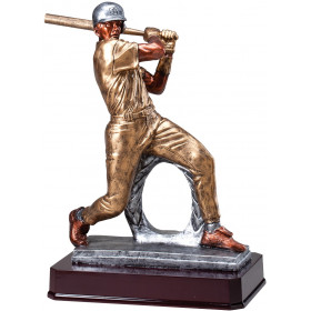 Baseball Batter Resin