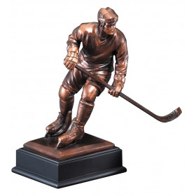 Hockey Player Resin III