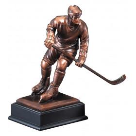 Hockey Player Resin III