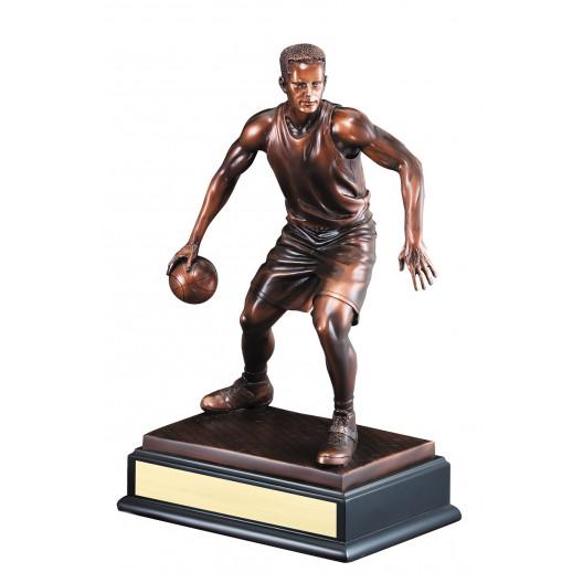 Basketball Player Resin Male