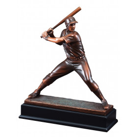Baseball Player Resin