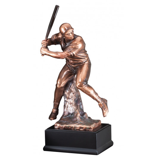 Baseball Batter Resin