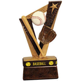 Baseball Trophybands Resin