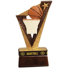 Basketball Trophybands Resin