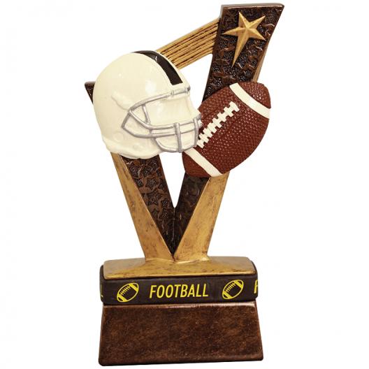 Football Trophybands Resin