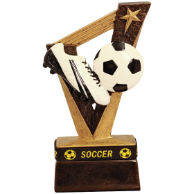 Soccer Trophybands Resin